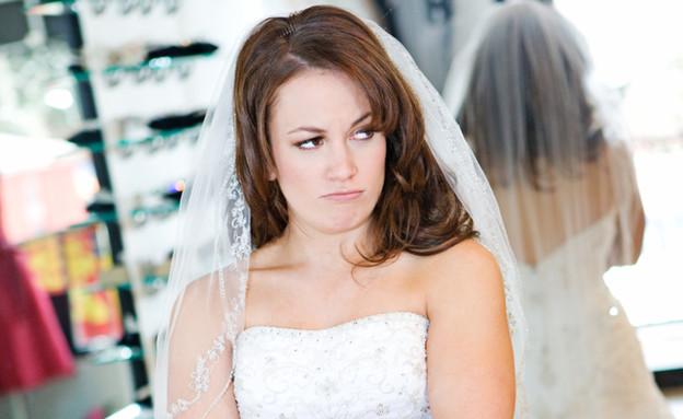 כלה עצובה (אילוסטרציה: Shutterstock)