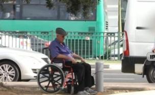 האם הייתם עוזרים לקשיש שננטש? (צילום: מתוך הבוקר של קשת, שידורי קשת)