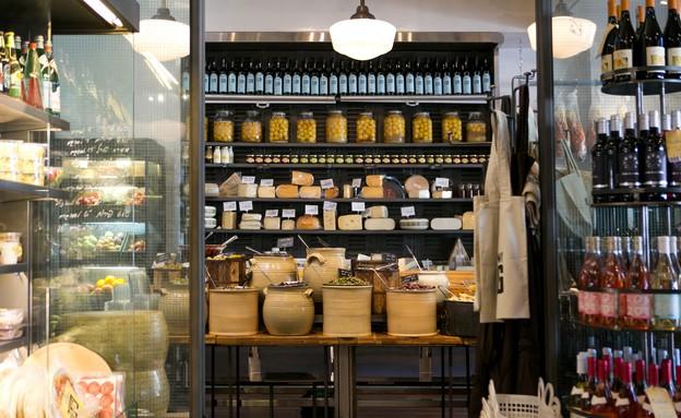 50 החנויות, הדליקטסן (צילום: שירן כרמל)