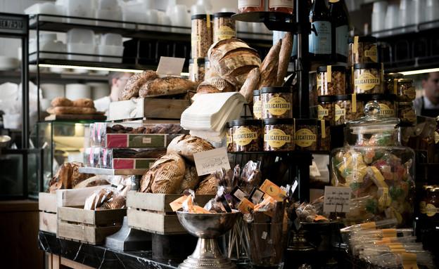 50 החנויות, הדליקטסן, (צילום: שירן כרמל)
