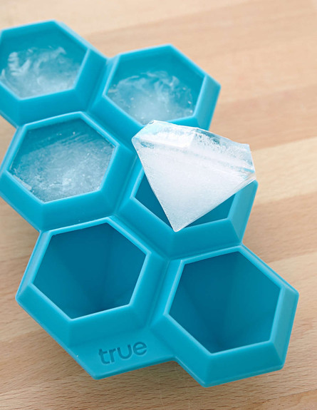 מגשי קרח, מגשים בצורת יהלומים (צילום: אורבן אאוטפיטרז)