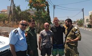 ישראלים נכנסו בשוגג לשטחי הרשות הפלסטינית