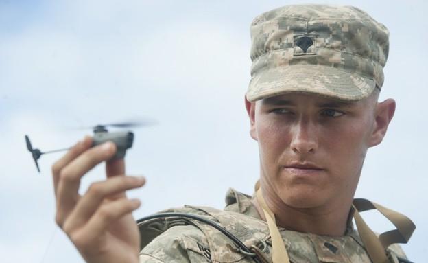 רובוטים בצבא ארהב (צילום: צבא ארצות הברית)