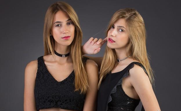 האחיות כרקוקלי (צילום: יניב גבאי - Yanga Photography,  יחסי ציבור )