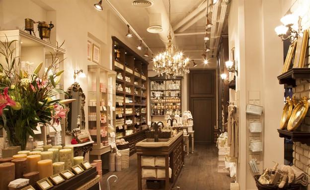 החנויות, סבון של פעם בשינקין (צילום: דן לב)