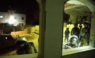 הריסת בית המחבל שרצח את הלל יפה אריאל (צילום: חדשות 2)