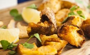 דג ותפוחי אדמה (צילום: אפיק גבאי, אוכל טוב)