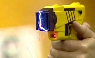 """אקדח טייזר - אילוסטרציה (צילום: יח""""צ)"""
