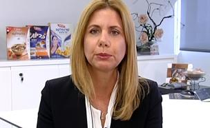 """מנכ""""לית יוניליוור ענת גבריאל (צילום: חדשות 2)"""
