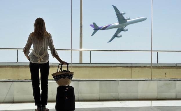 שדה תעופה (צילום: Shutterstock)