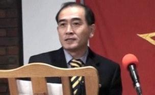 סגן השגריר שערק לדרום (צילום: SKY NEWS)