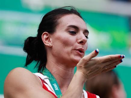 פורשת עם כעס רב על התאחדות האתלטיקה. איסינבייבה (getty) (צילום: ספורט 5)