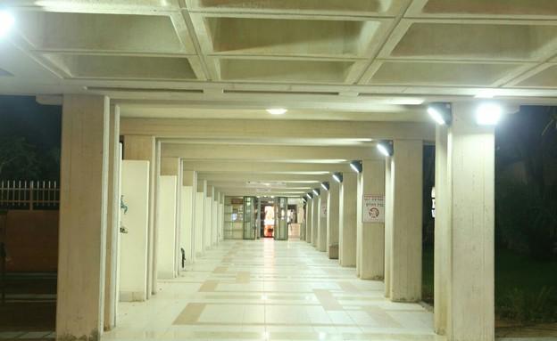 המרכז לבריאות הנפש בבאר שבע (צילום: דיאגו מיטלברג)
