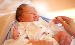 תינוק (צילום: Szasz-Fabian Jozsef, Shutterstock)