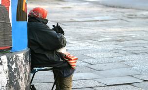 עוני קשישים (צילום: ShutterStock)