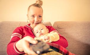 אמא נחה (צילום: oneinchpunch, Shutterstock)