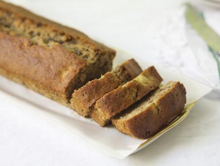 עוגת בננה שוקולד צ'יפס