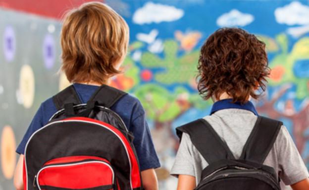 תלמידי יסודי - אילוסטרציה (צילום: ShutterStock)