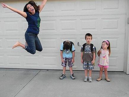 הילדים חוזרים ללימודים וההורים חוגגים (צילום:  Photo by Flash90)