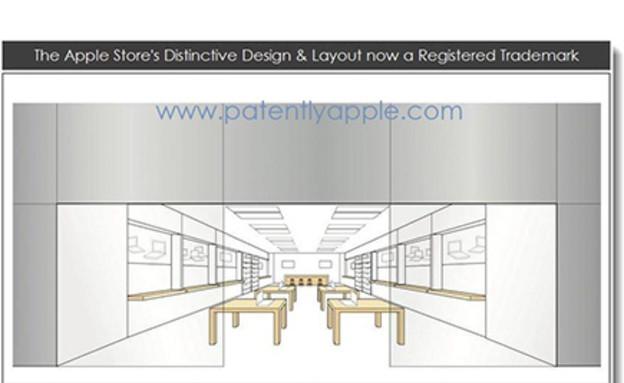 עיצוב (צילום: patentlyapple)