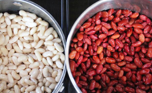 מדריך להכנת שעועית: אדומה ולבנה (צילום: אסתי רותם, אוכל טוב)