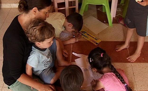 מסגרת הכרחית להורים רבים - אבל גם יקרה (צילום: חדשות 2)