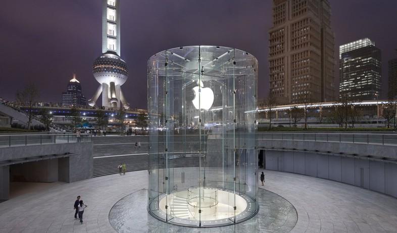 שנחאי (צילום: apple)