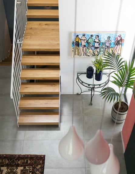 נועה קפלן לוי, ג, מדרגות (59) (צילום: שירן כרמל)