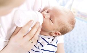 תינוק (צילום: חדשות 2)