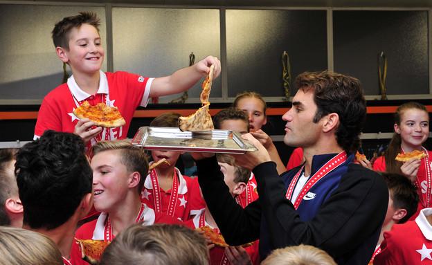 ילד שלא אוהב פיצה הוא ילד מקולקל (צילום: Harold Cunningham, GettyImages IL)
