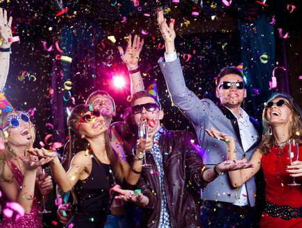 מסיבה (צילום: YanLev, Shutterstock)