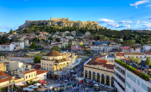 אתונה (צילום: Anastasios71, Shutterstock)