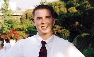 הוכרז כמת לפני 12 שנה בסין - ואותר בצפון קוריאה (צילום: מתוך האתר: עזרו למצוא את דיוויד)