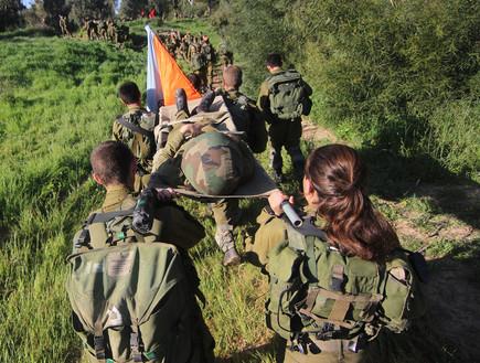 החילוץ ברמת החייל