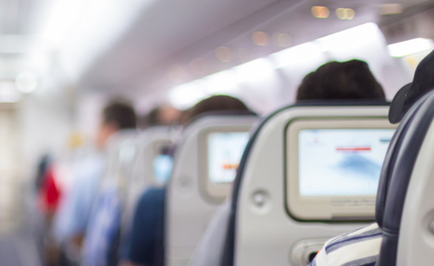 טיסה (צילום: ShutterStock)