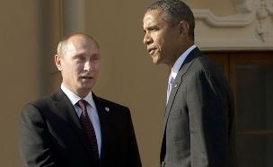המתיחות בין שתי המדינות נמשכת. אובמה ופו (צילום: רויטרס)