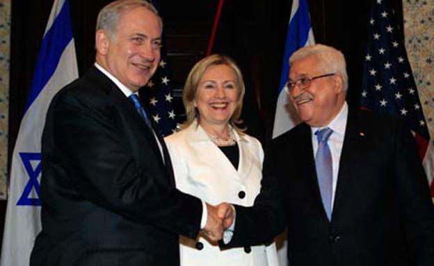 """""""מחויבת לישראל ולפלסטינים"""" (צילום: רויטרס)"""