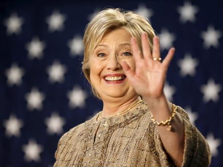 קלינטון תהפוך לנשיאה הראשונה?