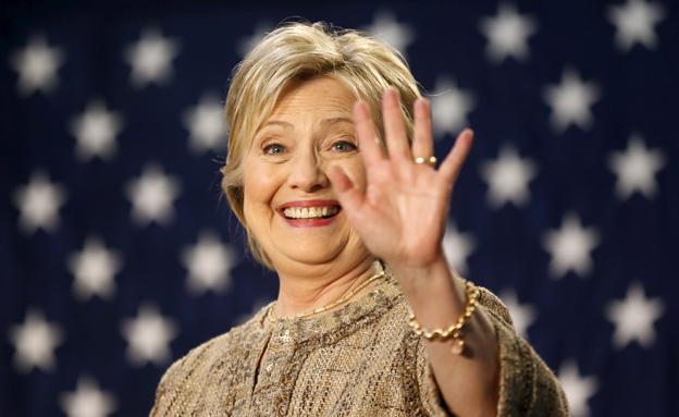 קלינטון תהפוך לנשיאה הראשונה? (צילום: רויטרס)