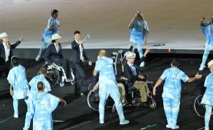טקס פתיחת המשחקים הפרלימפייםן (צילום: קרן איזיקסון)