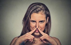 ריח מסריח (צילום: pathdoc, Shutterstock)