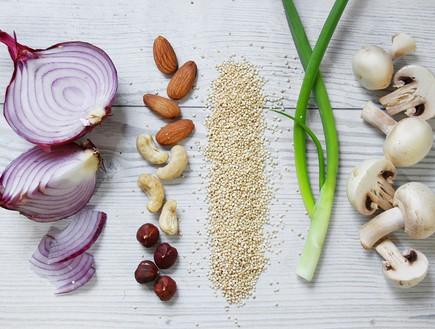 מדריך קינואה - הכנת התבשיל (צילום: אסתי רותם, אוכל טוב)