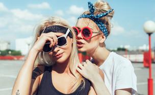 נערות (צילום: Shutterstock, מעריב לנוער)