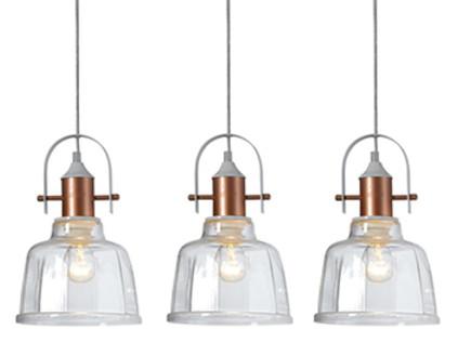 מנורות תלייה נאטס, שלישייה