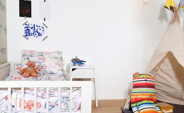 מרב שדה, חדר הילדים (צילום: איקו פרנקו)