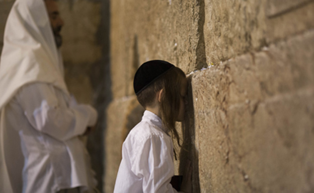 גם יהודים יורשו להתפלל ברובע המוסלמי (צילום: פלאש 90 יהונתן סינדל)