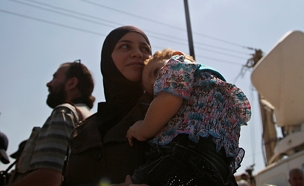 "הנשק בסוריה הונח: ""רק שיימשך"" (צילום: רויטרס)"
