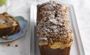 עוגת בננות מרנג ודבש, רולדין (צילום: רונן מנגן, אוכל טוב)