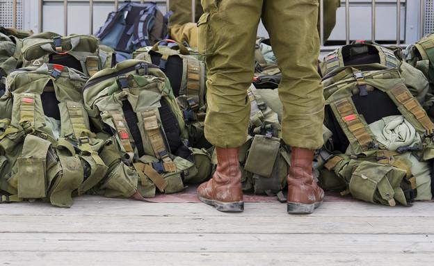 חייל, אילוסטרציה (צילום: Shutterstock)