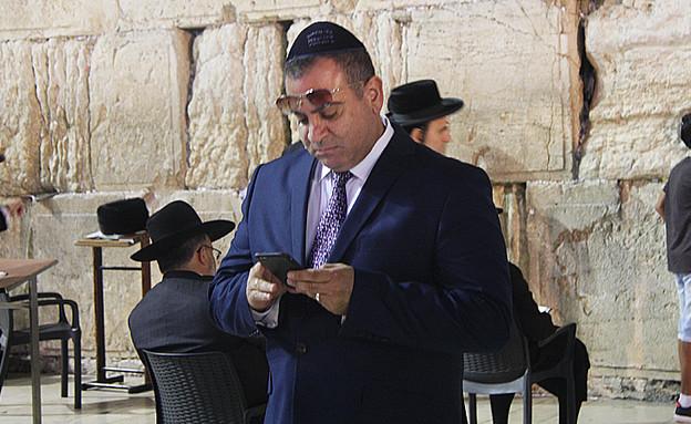 אלי יצפאן (צילום: אווה שוורץ)